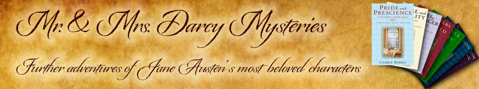 Mr. & Mrs. Darcy Mysteries