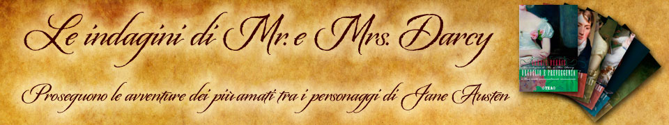 Le indagini di Mr. e Mrs. Darcy